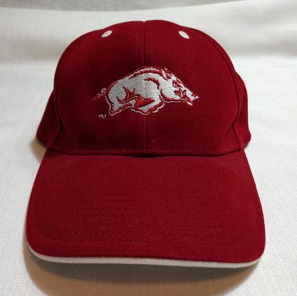 signatures Other - 3/$20🖤 HOGS Arkansas razorbacks hat cap OS